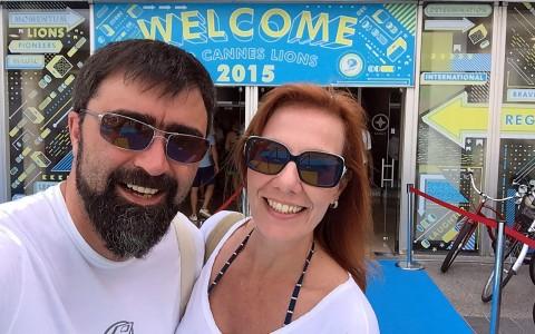 Pontodesign no Cannes Lions 2015
