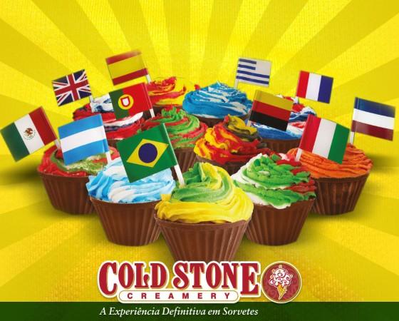 Bolão da Copa Cold Stone Creamery