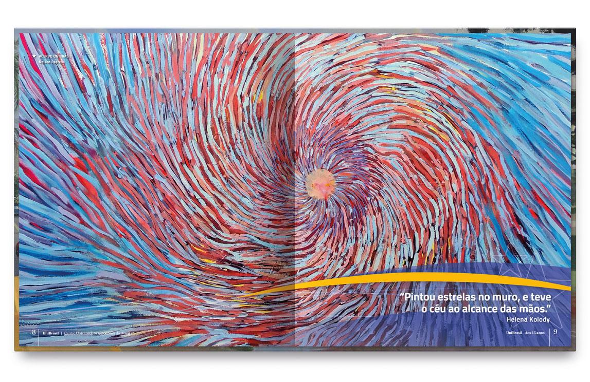 Livro UniBrasil - Pontodesign