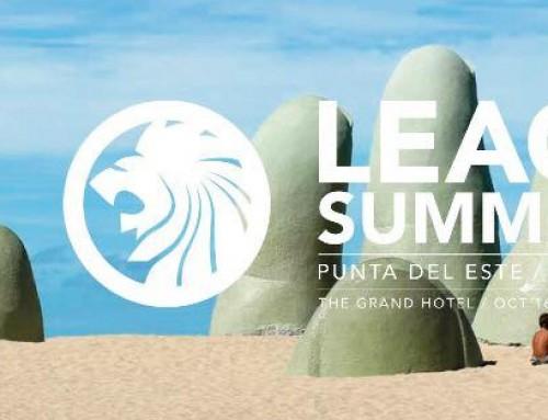 Pontodesign participa do Leag Summit 2015