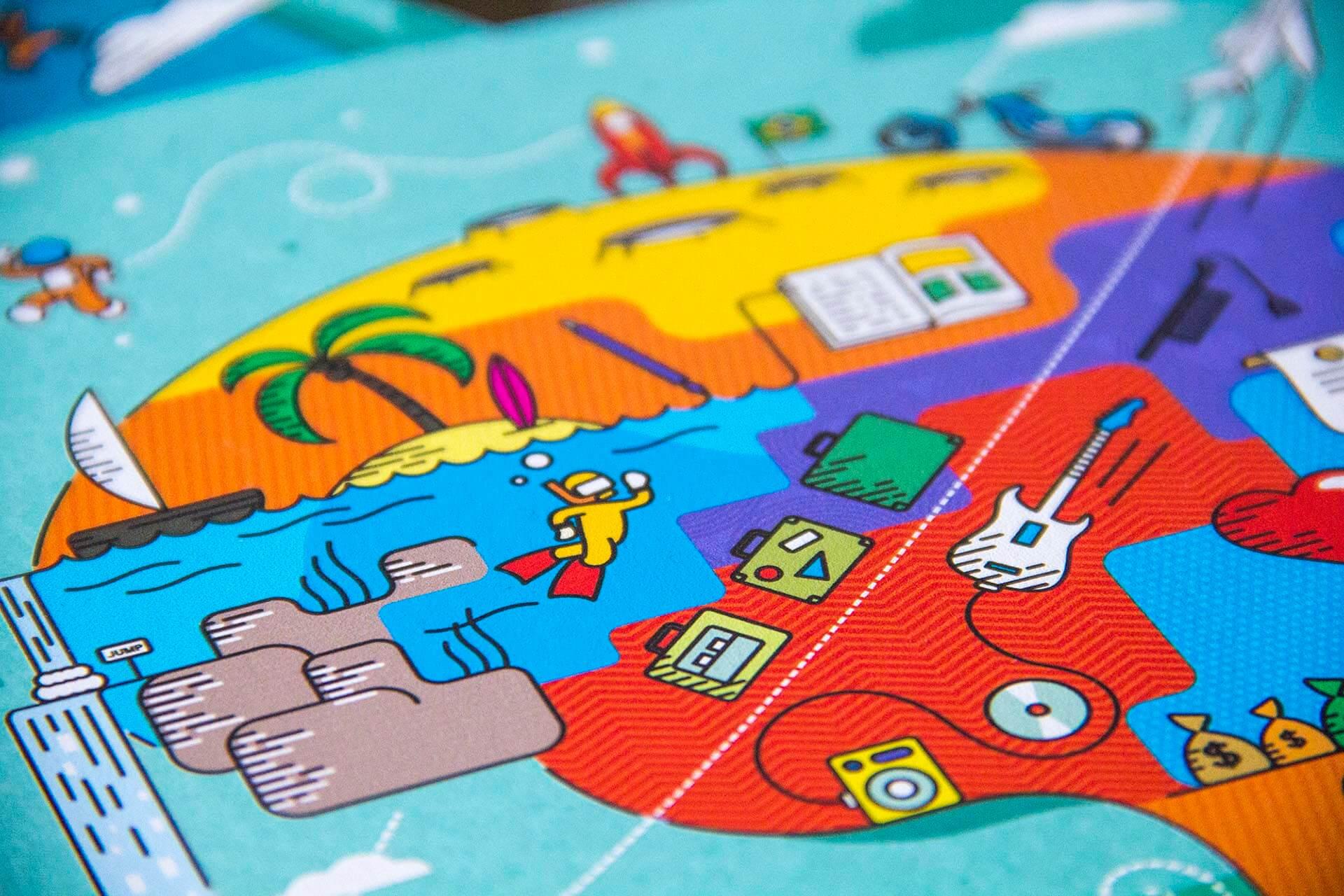 Cartaz Inventário - Pontodesign