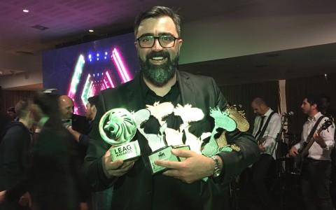 Pontodesign é premiada no FePI e leva o Leag Awards!