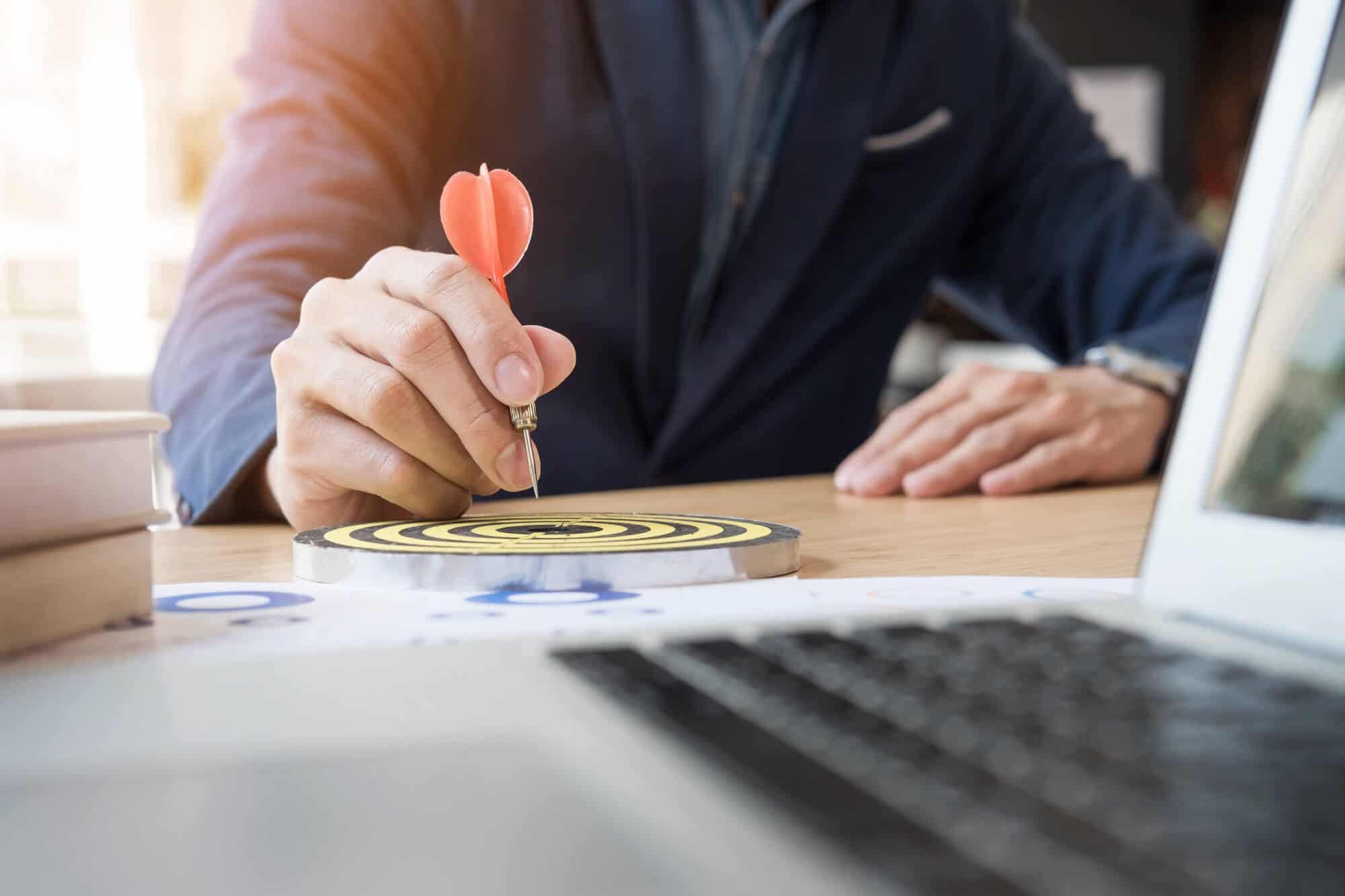 Saiba como traçar os objetivos de marketing da sua empresa