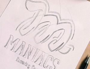 MANIACS - BRANDING - PONTODESIGN