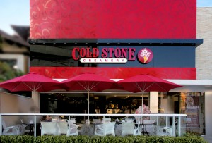 COLD STONE - RETAIL - PONTODESIGN