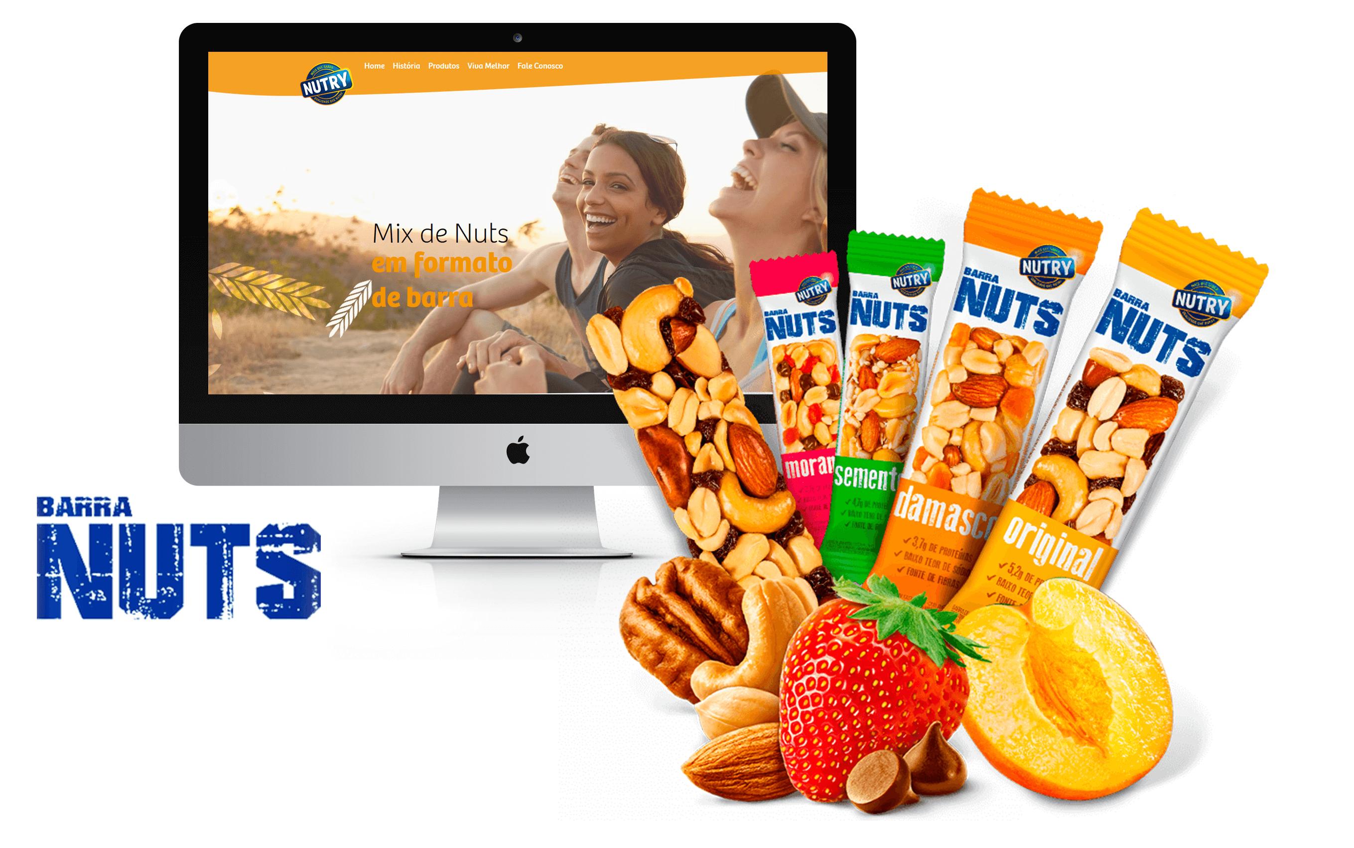 SITE NUTRY - NUTS- PONTODESIGN