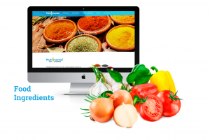 SITE NUTRIMENTAL - FOOD INGREDIENTS - PONTODESIGN