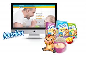 SITE NUTRIMENTAL - NUTRILON - PONTODESIGN