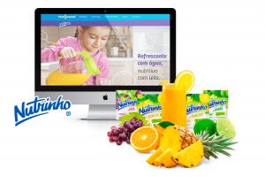 SITE NUTRIMENTAL - NUTRINHO - PONTODESIGN
