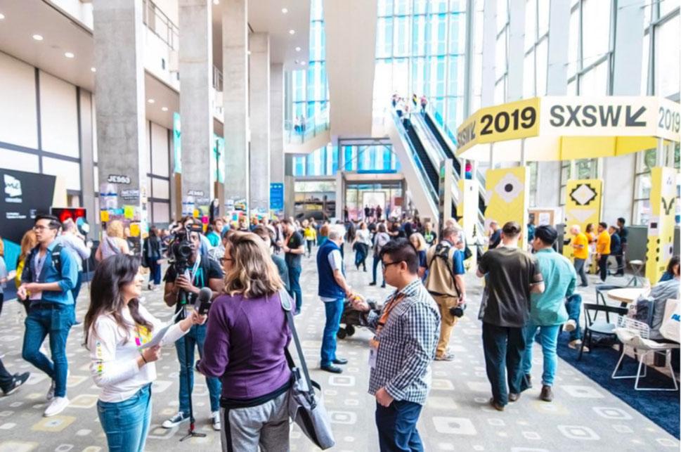 Pontodesign - SXSW 2019