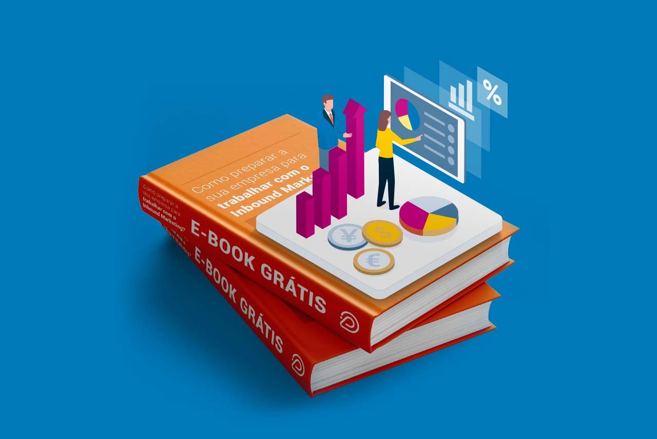 E-book Pontodesign - Como preparar a sua empresa para trabalhar com Inbound Marketing