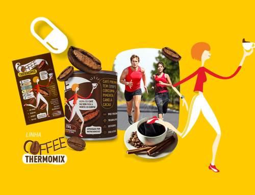 Remédio 1 contra o Coronavírus: conheça o Coffee ThermoMix