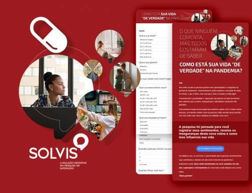 Remédio 6 contra o Coronavírus: Solvis e a pesquisa de satisfação de consumidores no Brasil