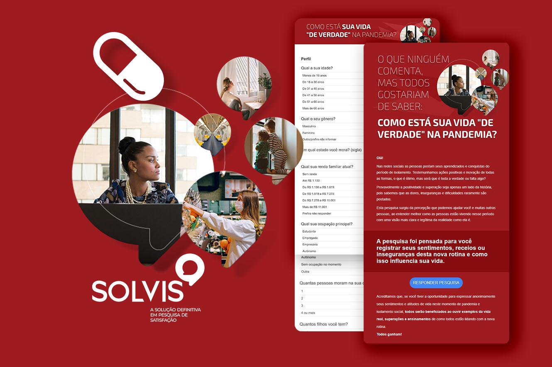 Pesquisa de Satisfação do Consumidor - Solvis