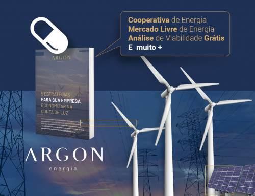 Remédio 8 contra o Coronavírus: Reduza em até 35% os gastos de energia na empresa ou indústria com a Argon